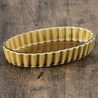 アメライン楕円パイ皿 大 洋食器 オーブンウェア グラタン 業務用