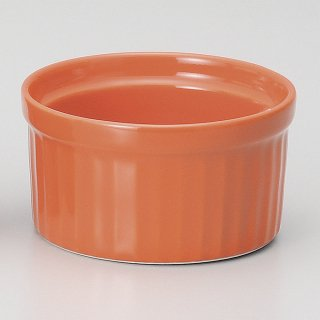 ビビッドカラースフレM O 洋食器 オーブンウェア スフレ・ココット 業務用