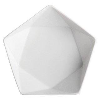 アポロ白16cm浅ボール 白い器 洋食器 楕円・変形ボール(S) 業務用 約17cm 洋食 ボウル
