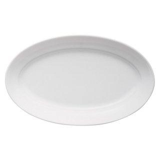 パエリア23cmプラター 洋食器 楕円・変形プレート(M) 業務用 約23cm モダン おしゃれ オードブル