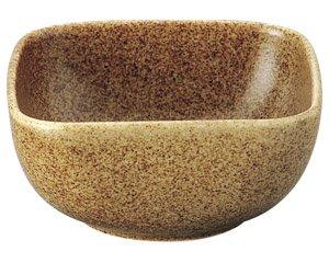 ブラウンシュガー S.Qボール 洋食器 正角ボール(M) 業務用 約12.5cm 洋食 ボウル