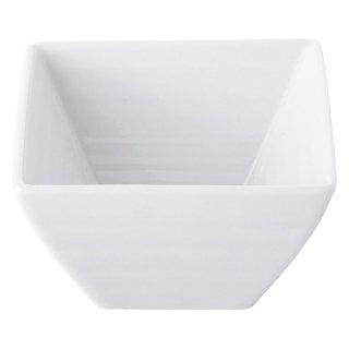 JAPONE ジャポーネ WH8cm正角鉢 白い器 洋食器 正角ボール(S) 業務用 約8cm