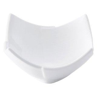 白四角3.5小鉢 白い器 洋食器 正角ボール(M) 業務用 約11.2cm 洋食 ボウル