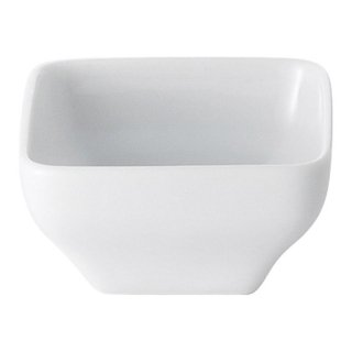 JAPONE ジャポーネ WH6.0cm角鉢 白い器 洋食器 正角ボール(S) 業務用 約6.4cm