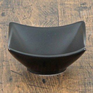 アペクス角鉢1P /BK 黒い器 洋食器 正角ボール(S) 業務用 約8.2cm 洋食 おしゃれ