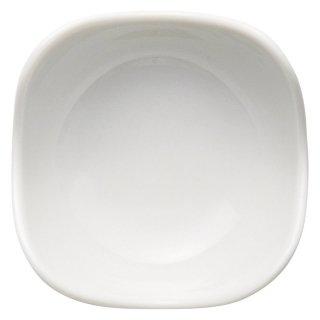 スタイル8cmスクェアボール 白い器 洋食器 正角ボール(S) 業務用 約7.8cm 洋食 おしゃれ