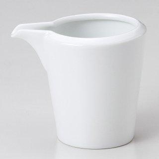 白磁スパダクリーマー 洋食器 ミルクピッチャー・ドレッシング 業務用