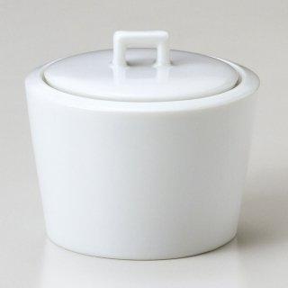 白磁スパダシュガー 洋食器 シュガーポット 業務用