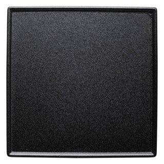 銀鱗21cm角オードブル 洋食器 正角プレート(M) 業務用 約21.9cm カルパッチョ デザート デザート お皿 四角