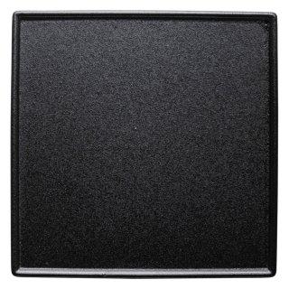 銀鱗25cm角オードブル 洋食器 正角プレート(L) 業務用 約25.1cm お皿 四角 スクエア 大皿 大きめ ディナー皿