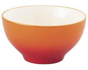 COLORE コローレ オレンジ14cmマルチボール 洋食器 丸型ボール(S) 業務用 約14cm