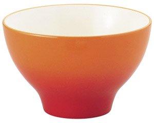 COLORE コローレ オレンジ17.5cmトールボール 洋食器 丸型ボール(M) 業務用 約17.7cm