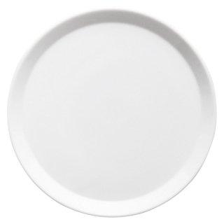 キャレ17cmパン 白い器 洋食器 丸型プレート(S) 業務用 約17.2cm 洋食 デザート 取皿 サラダ