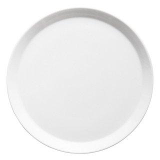 キャレ21cmデザート 白い器 洋食器 丸型プレート(M) 業務用 約20.2cm 洋食レストラン 丸皿 中皿 洋食 白いお皿