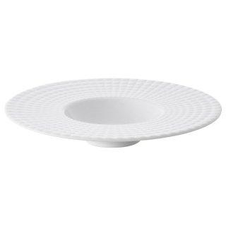 イストシリーズKILT20.5cmボール 白い器 洋食器 丸型プレート(M) 業務用 約20.5cm  丸皿 中皿 洋食