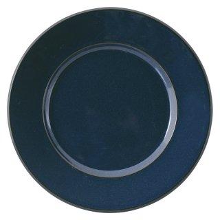 スパダ ナマコ釉 28cmプレート 洋食器 丸型プレート(L) 業務用 約28.2cm 肉料理 魚料理 主菜