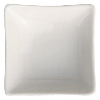 NBクイン正角皿 洋食器 仕切プレート 業務用 約8.6cm ビュッフェ 仕切皿 おしゃれ