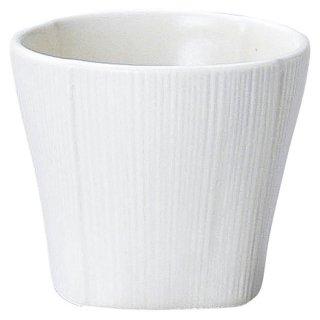 こより 白マット フリーカップ 洋食器 フリーカップ 業務用