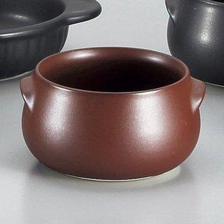 鉄赤シチュー 洋食器 耐熱食器 鍋 業務用 約12.8cm