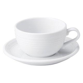 オードリー WH&AM ラテC/S WH 洋食器 片手スープ 業務用