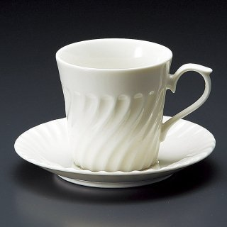 KネジNBアメリカン碗皿 洋食器 カップ&ソーサー アメリカン 業務用 ライトコーヒー シンプル ケーキ屋 ベーカリーカフェ