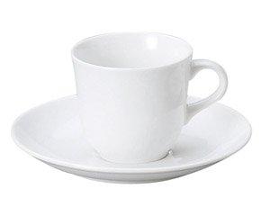 LSP 軽量強化磁器 コーヒー碗皿 洋食器 カップ&ソーサー コーヒー 業務用 喫茶店 珈琲屋 カフェ ケーキ屋 花柄 シンプル