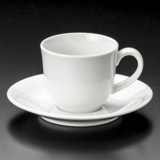 MKWデミタス碗皿 洋食器 カップ&ソーサー デミタス 業務用 エスプレッソ シンプル ミニカップ デミタスコーヒー 洋風