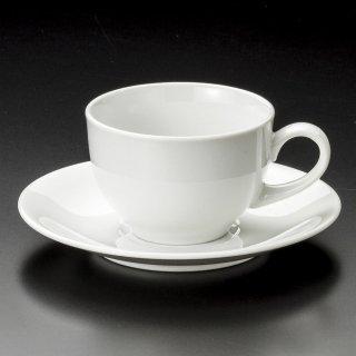 MKW兼用碗皿 洋食器 カップ&ソーサー 兼用カップ 業務用 ケーキ屋 パン屋 家庭用 シンプル フレンチレストラン