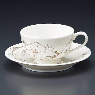 NBヴォーグ紅茶碗皿 洋食器 カップ&ソーサー 紅茶 業務用 洋風 ティーカップ フレンチレストラン ケーキ屋 パン屋
