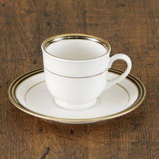 NBエンペラーブラック コーヒー碗皿 洋食器 カップ&ソーサー コーヒー 業務用 洋風 高級感 ケーキ屋 おしゃれ