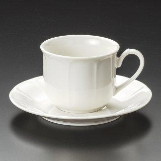 NBガーベラコーヒー碗皿 洋食器 カップ&ソーサー コーヒー 業務用 喫茶店 珈琲屋 カフェ ケーキ屋 花柄 シンプル パン屋