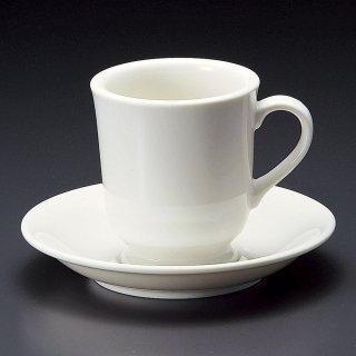 NBクレスタアメリカン碗皿 洋食器 カップ&ソーサー アメリカン 業務用 ライトコーヒー シンプル ケーキ屋 ベーカリーカフェ