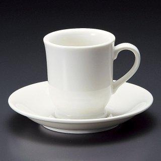 NBクレスタコーヒー碗皿 洋食器 カップ&ソーサー コーヒー 業務用 喫茶店 珈琲屋 カフェ ケーキ屋 花柄 シンプル パン屋