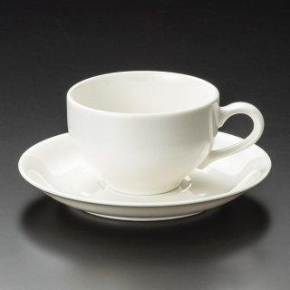 NBサニーホワイト紅茶碗皿 洋食器 カップ&ソーサー 紅茶 業務用 洋風 ティーカップ フレンチレストラン ケーキ屋 パン屋