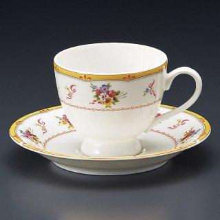 NBブランシェコーヒー碗皿 洋食器 カップ&ソーサー コーヒー 業務用 洋風 高級感 ケーキ屋 おしゃれ ベーカリーカフェ