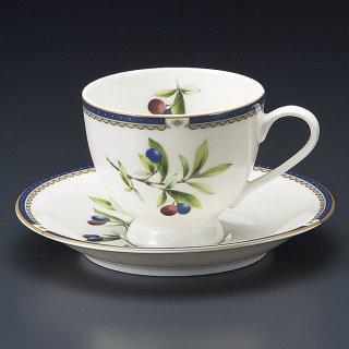 NBプルンコーヒー碗皿 洋食器 カップ&ソーサー コーヒー 業務用 洋風 高級感 ケーキ屋 おしゃれ ベーカリーカフェ