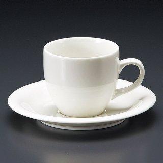 NBマリンコーヒー碗皿 洋食器 カップ&ソーサー コーヒー 業務用 喫茶店 珈琲屋 カフェ ケーキ屋 花柄 シンプル パン屋