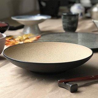 珠裳 たまも 7.0めん皿 和食器 麺皿・麺鉢 業務用 カネスズ 約22.8cm 和食 和風 麺ボウル 冷やし中華 ざるらーめん ざるそば 和食レストラン ざるうどん めん鉢 めん皿