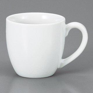 白ホーダンマグカップ 大 洋食器 マグ 業務用