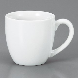白ホーダンマグカップ 小 洋食器 マグ 業務用