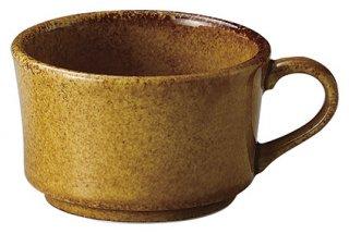 ロティ片手スープカップ 琥珀 洋食器 片手スープ 業務用