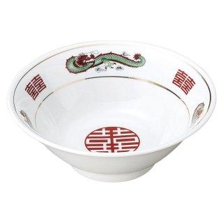青三竜 切立68丼 中華食器 ラーメン丼 業務用 らーめん丼 らーめん鉢 どんぶり 麺鉢 めん鉢 日本製 磁器 約20.3cm