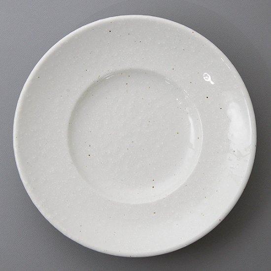 白虎 受皿 白 中華食器 ラーメン丼受皿 業務用 らーめん丼受皿 らーめん鉢受皿 らーめん丼受け皿 日本製 磁器
