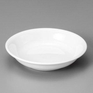 強化白12.5cm 深皿 中華食器 取皿 業務用 日本製 強化磁器 取り皿 小皿 白 シンプル プレーン 定番 スタンダード