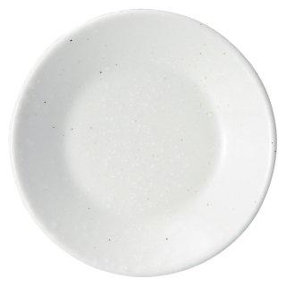 白粉引 4.0皿 中華食器 丸皿(S) 業務用 日本製 磁器 約12.5cm 取皿 取り皿 小皿 焼肉店 定番 スタンダード