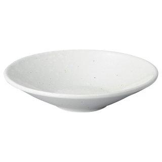 白粉引 4.5深皿 中華食器 取皿 業務用 日本製 磁器 約14.7cm 取り皿 小皿 おしゃれ シンプル モダン