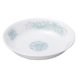 翔花鳳 5吋取皿 中華食器 取皿 業務用 日本製 磁器 約12.8cm 取り皿 小皿 レトロ おしゃれ