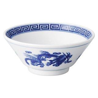 銅判龍 ライス丼 中華食器 ライス丼 業務用 日本製 磁器 約14.8cm 中華料理 ごはん茶碗 ご飯茶碗 ライス碗 らーめん定食 セット用 人気 おすすめ