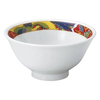 紅翔鳳 スープ碗 中華食器 スープ碗・スープボール 業務用 日本製 磁器 約11.7cm スープ用 セットメニュー用 清湯 フカヒレスープ たまごスープ わかめスープ 取り分け用 中国料理