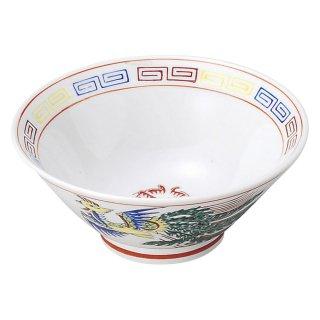 支那画雷門竜鳳 5.0ライス丼 中華食器 ライス丼 業務用 日本製 磁器 約15cm 中華料理 ごはん茶碗 ご飯茶碗 ライス碗 らーめん定食 セット用 人気 おすすめ